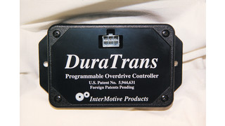 DuraTrans Programmable Overdrive Controller