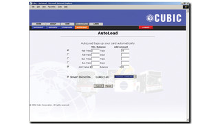 Nextfare Web Services