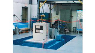 Unholtz-Dickie T2000 Vibration System