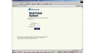 WebTicket
