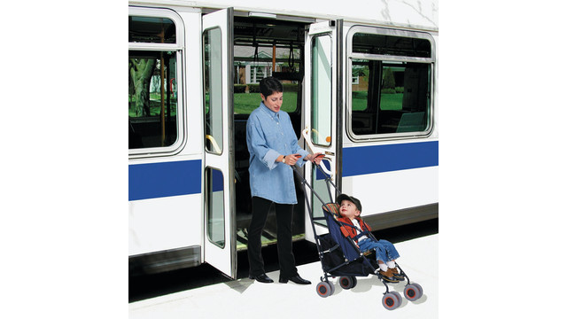 Class System for Bus Exit Doors