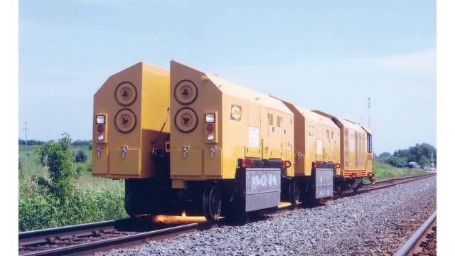 L Series Rail Grinders