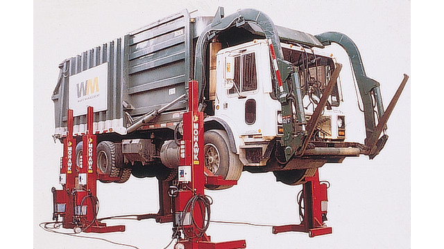 MP Series Mobile Column Lifts