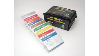 All-Ready Complete First Aid System