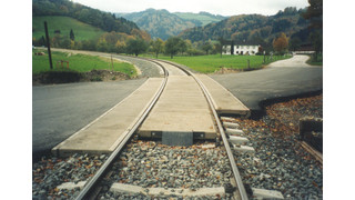 Bodan Railroad Safety Crossing System