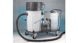 Gregomatic Vacuum-Washing System