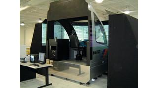 MR-2000 Light Rail Vehicle Simulator