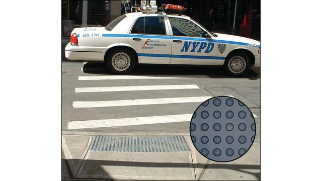 Step-Safe Detectable Warning Tiles