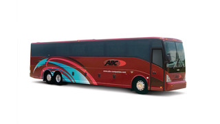 Van Hool C2045E Motorcoach
