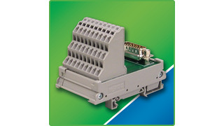 26-Pin D-Sub Interface Modules