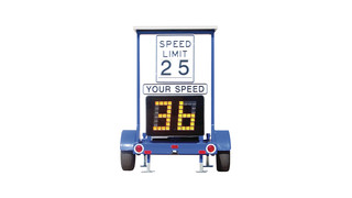 Speed Awareness Monitor II