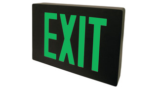 CLED Series of Cast Aluminum LED Exit Signs