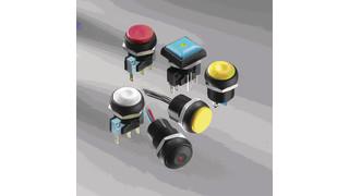 IR Pushbutton Switch