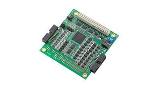 PCM-3730I Isolated Digital I/O PCI-104 Module