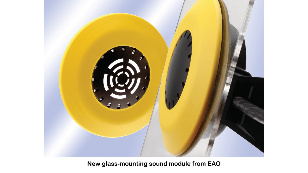 Glass Mounting Series 56 Multi Tone Sound Module Mass