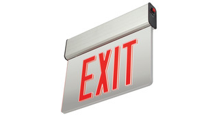 BXFO Series Edge-Lit LED Exit Sign