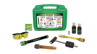 Optimax Jr./EZ-Ject Complete Leak Detection Kit