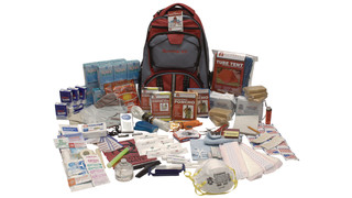 2 Person Deluxe Emergency Kit