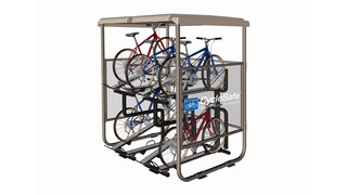 CycleSafe Bicycle Shelters
