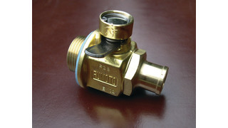 N-Series Engine Oil Drain Valve
