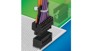 713 Series MCS Mini-HD Double Row Connector System