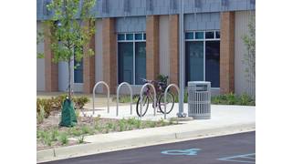 U/2 Bicycle Racks