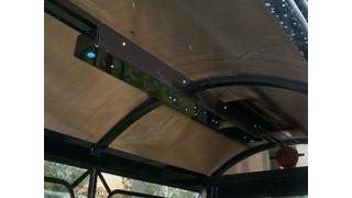 Transit Shelter Security Light (TSSL)