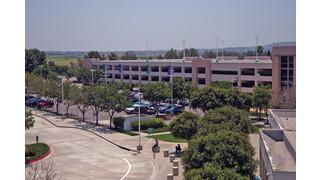 Transportation Center Keeps New Parking Garage Secure