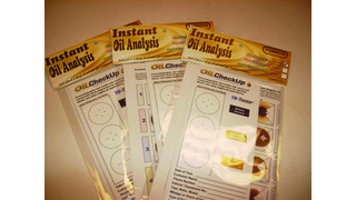 $1 Instant Oil Analysis