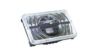 "Dialight Expands SAE/DOT Vehicle Lighting Portfolio with New 4""x6"" LED Low Beam Headlamp"