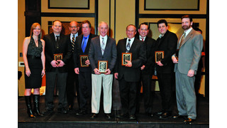 ABC Companies recognized their 2010 sales achievement winners during their recent National Sales Meeting.