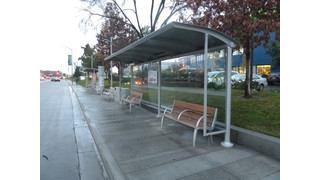 Tolar BRT High Capacity Transit Shelter Solutions