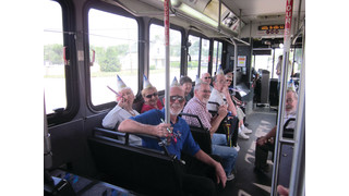 Seniors Turn IndyGo Into Party Bus