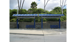 Tolar Signature Series Transit Shelters