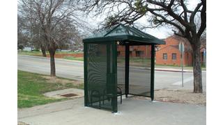 Tolar Niagara Series Transit Shelters