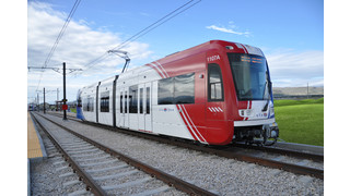 New TRAX Vehicles to Be Introduced Into Regular Service