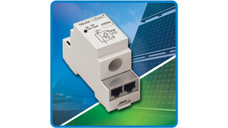 Wago DIN-Rail DC Current Sensors