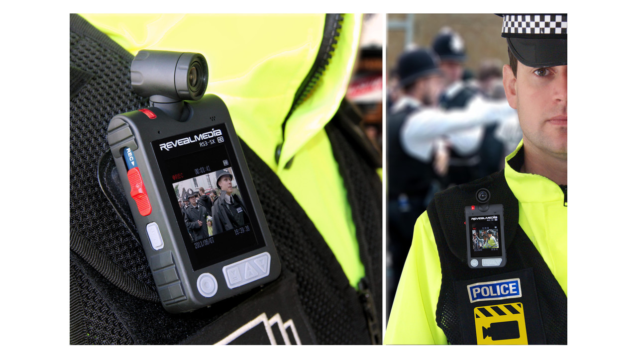 Reveal Media Launches Rs3 Sx Next Generation Body Worn