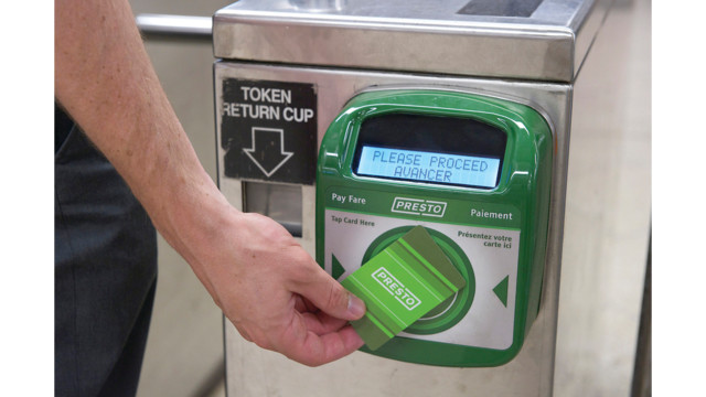how to change credit card on presto