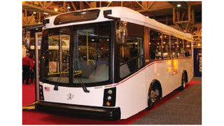ARBOC Specialty Vehicles Bus featuring Prisma SST Composite Floor Sends Shockwaves Through the Bus Industry at APTA
