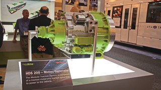BAE Systems' HybriDrive Propulsion Systems Supports Full Accessory Electrification