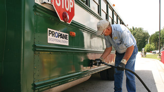 Looking at Propane Autogas for Transit Fleets