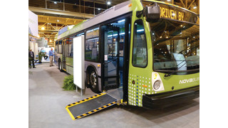 Nova Bus Shows Innovation and Technologies