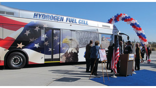 Bae Systems Delivers Hydrogen Fuel Cell Bus for Sunline Transit