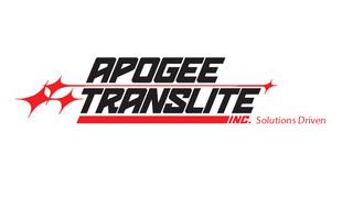 Apogee Translite