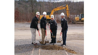 Brookvillle Breaks Ground to Expand Production