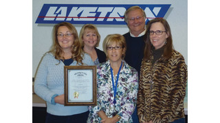 Laketran Receives Federal, State and Local Accolades for Financial Management