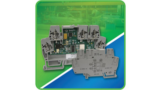 Wago DIN-rail Voltage-to-Frequency Converters