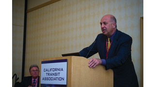 Shadan Re-Elected to California Transit Association's Executive Committee