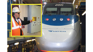 Amtrak Acela Workers Protected with Castell